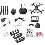 gaeruite MJX Bugs 5W Drone con Videocamera 1080P 5G Wifi FPV HD - Seguimi, MT1806 1500KV MOTORE BRUSHLESS, GPS Return Home, RC Quadcopter Drone
