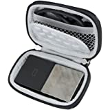 Hard EVA Travel Case for WD My Passport SSD Portable Storage (WDBK3E5120PSL-WESN) by Hermitshell