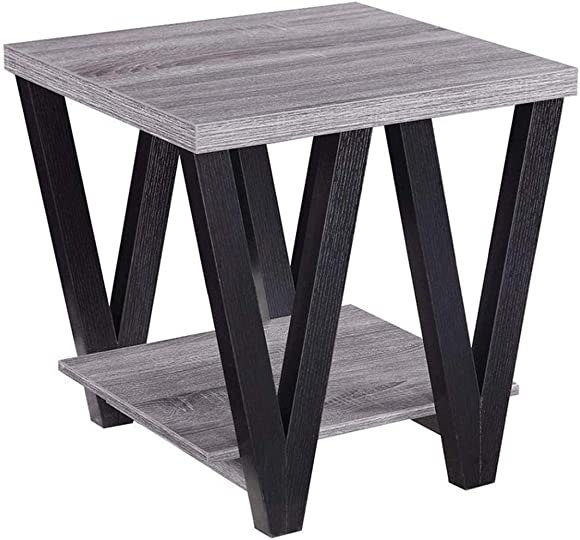 Coaster Home Furnishings Angled Leg End Table