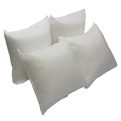 Amazon Mybecca Set Of 4040 X 40 Premium Hypoallergenic Best 15 X 23 Pillow Insert