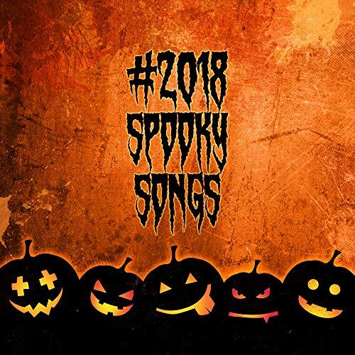 #2018 Spooky Songs