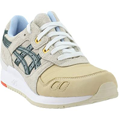 newest 2a26d 32d9e Amazon.com | ASICS Gel Lyte III Mens (Xmas Pack) in Birch ...