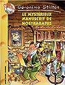 Geronimo Stilton, tome 4 : Le mystérieux manuscrit de Nostraratus par Stilton