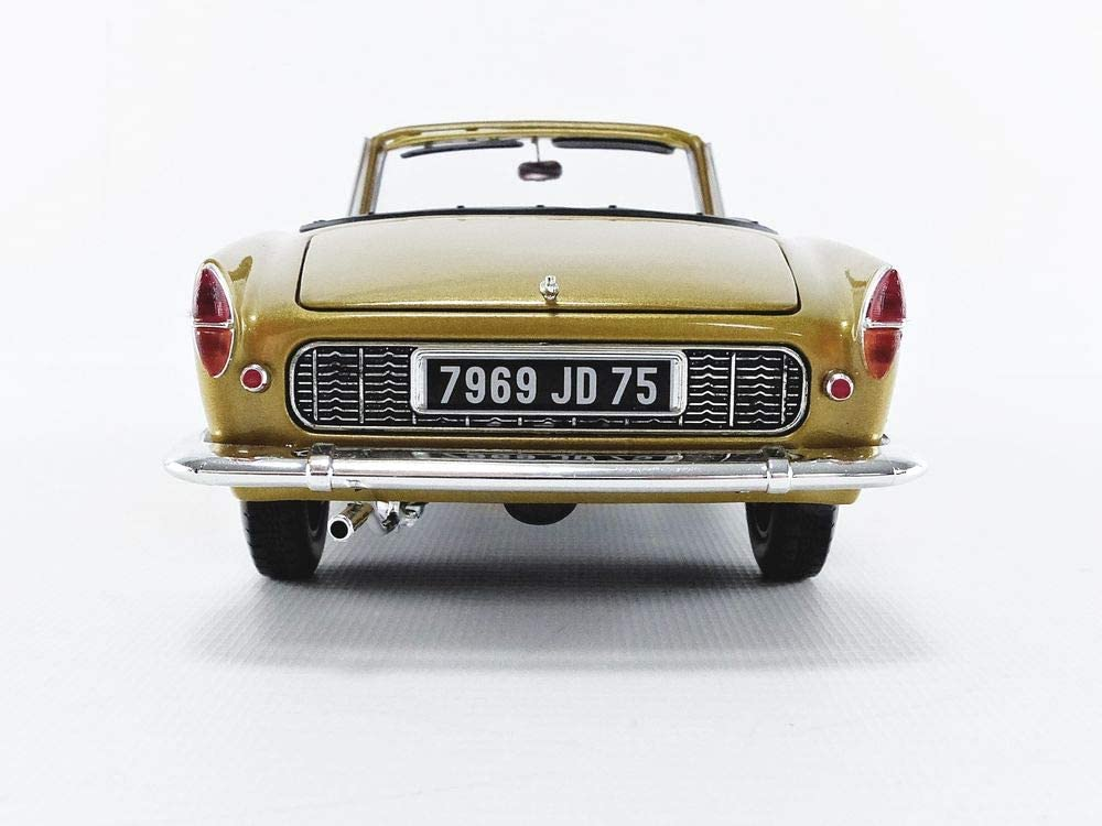 1959 RENAULT FLORIDE CONVERTIBLE METALLIC GOLD 1//18 DIECAST CAR BY NOREV 185182
