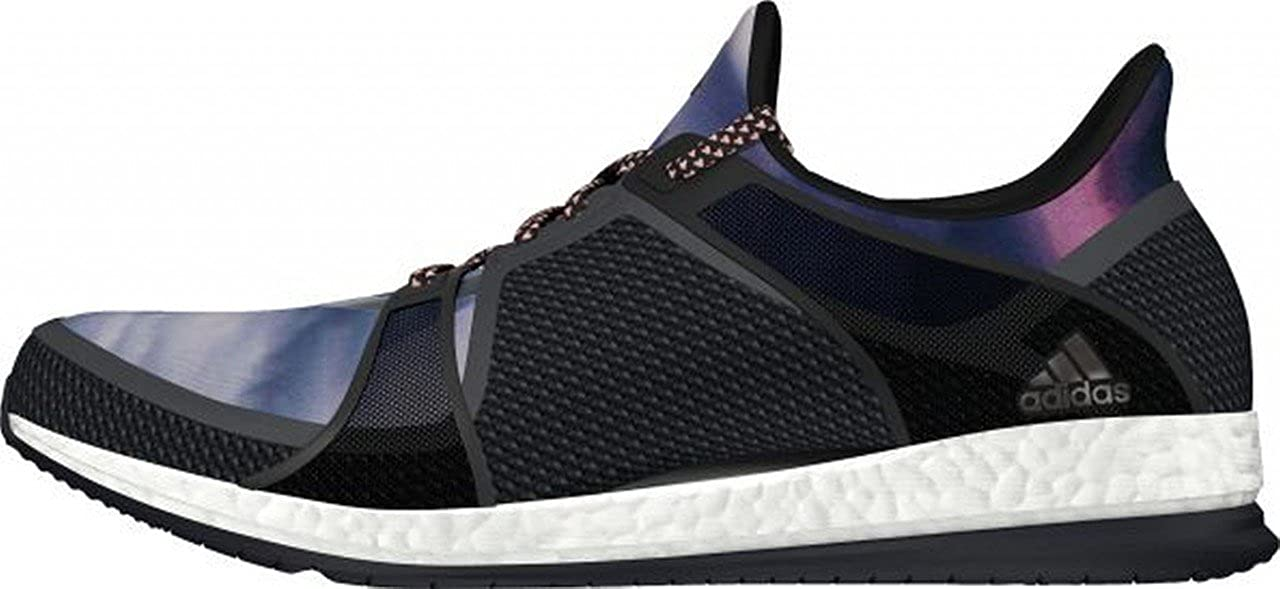 adidas Pure Boost X TR W, Zapatillas de Deporte Exterior para Mujer, Negro/Gris/Rojo (Negbas/Griosc/Brisol), 42 EU: Amazon.es: Zapatos y complementos
