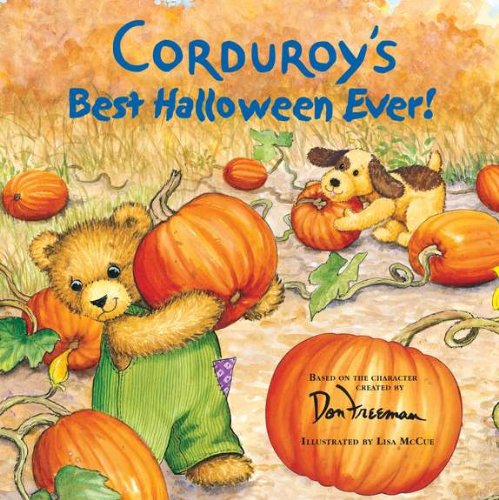Good Book Costumes (Corduroy's Best Halloween Ever!)