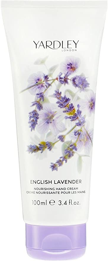 Yardley Of London English Lavender Nourishing Hand Cream for her 100ml