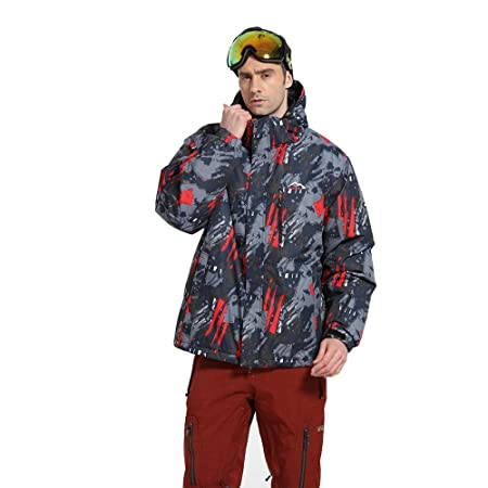 Yishelle Ropa de esquí de los Hombres Traje de esquí ...
