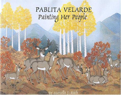 Ruch Design - Pablita Velarde: Painting Her People