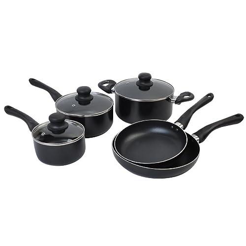 Costzon 8-Piece Nonstick Cookware Set Review