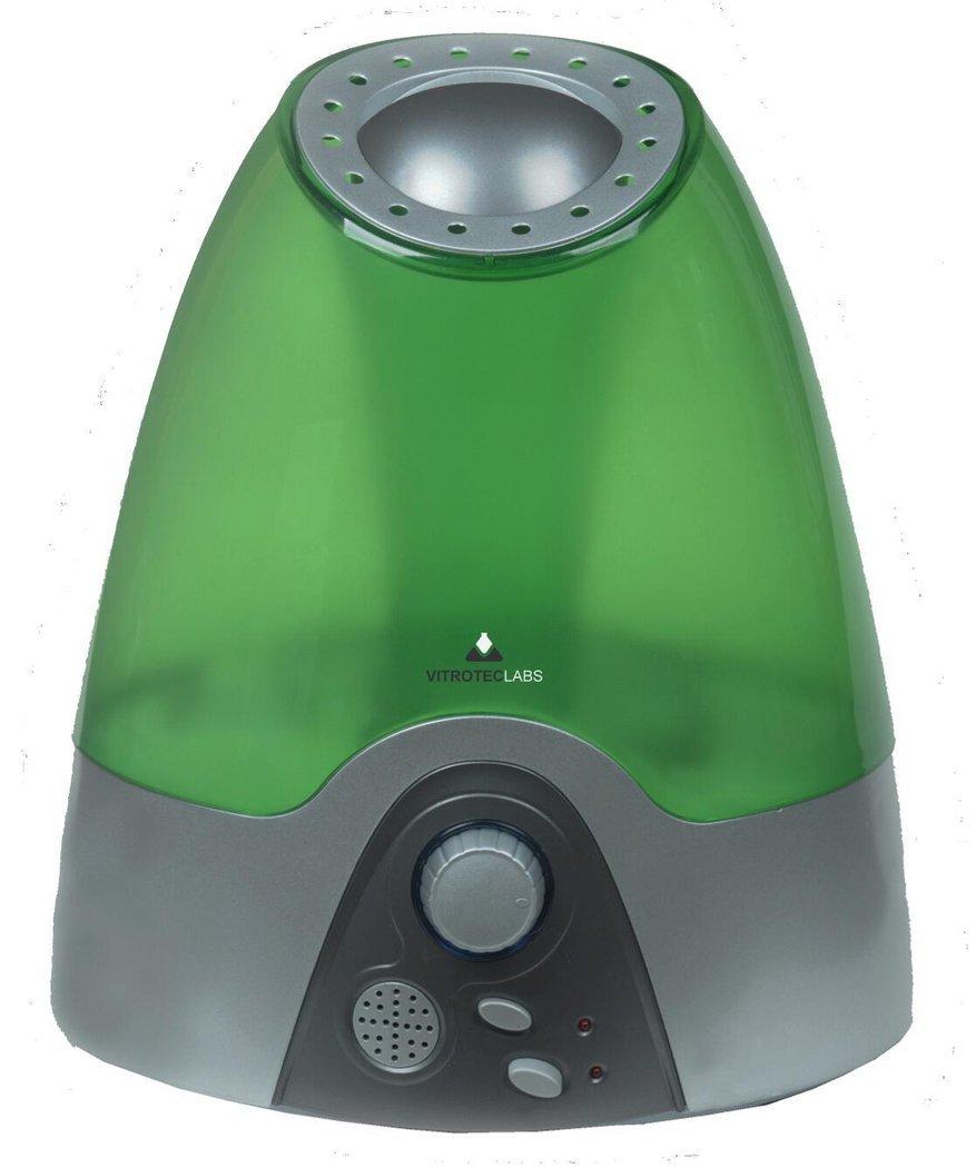 Vitroteclabs BP01 - Humidificador ionizador, color [Clase de eficiencia energética A]