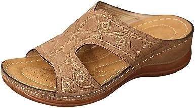Amazon.com: Dainzusyful Sandals for