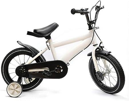 BTdahong Bicicleta para Niños de 14 Pulgadas, Bicicleta de ...
