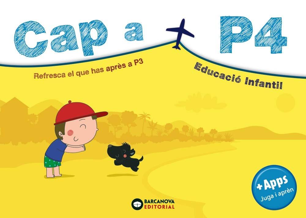 Cap a P4: Resfresca el que has après a P3 Estiueja amb Barcanova: Amazon.es: Riera, Ester, Villegas, Anna, Ortí, Mercè: Libros