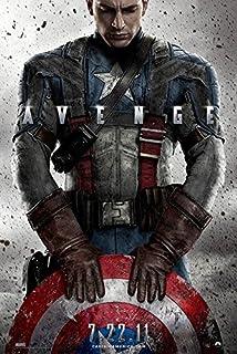 "Iron Man Captain America Hulk Movie 42/""x14/"" Poster 170 Age of Ultron"