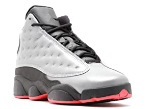 stevenok Basketball Shoes For Men Air Jordan 13 Retro prm gs infrared 23 rflct slv infrrd 23 bk 012034 2 Man comfortable sport basketball shoes