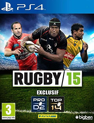 2 opinioni per Third Party- Rugby 15 Occasion [ PS4 ]- 3499550329858