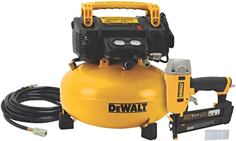 Compresor DeWalt - Cap. 6.0 Galones, Kit