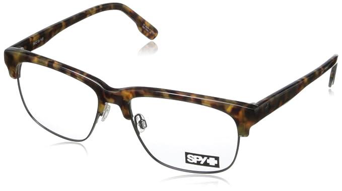 5fb24248d337 Amazon.com  Spy Dexter Rectangular Eyeglasses