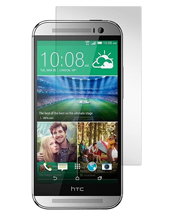 HTC ONE M8 EYE Tempered Glass Anti Shatter Screen Guard Protector Screen guards