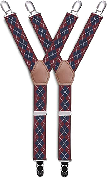 Guokoo 1 par de guirnaldas de camisa con forma de Y con ...