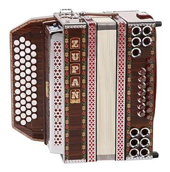 Zupan Alpe Ivd Harmonika Palisander G C F B Amazon De