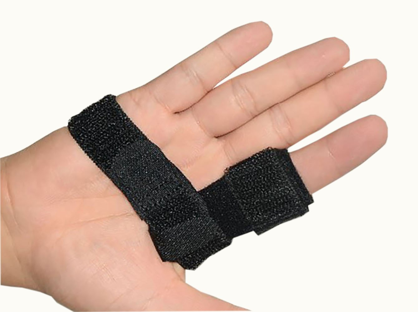 SW Trigger Finger Brace Splint Pain Relief Comfortable Materials Heal Stenosing Tenosynovitis and Softens Injury Symptoms | Adjustable for Pinky,Thumb,Ring,Index, and Middle Finger by SW (Image #4)