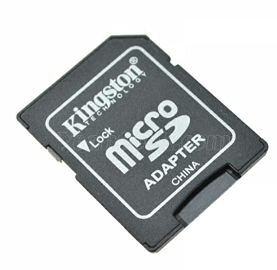 Amazon.com: Kingston Micro SD a adaptador SD: XOXO Mobile