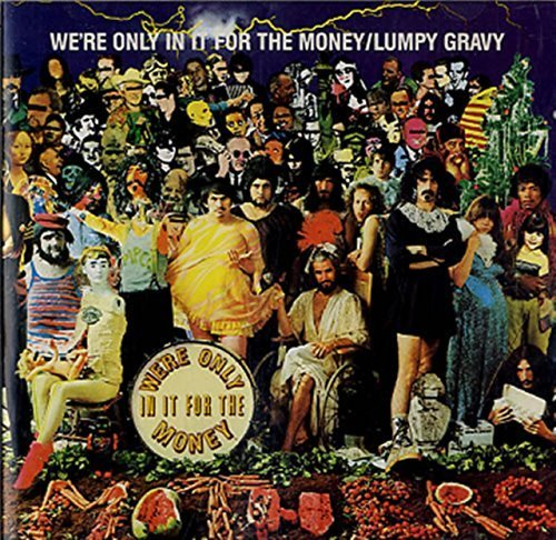 Frank Zappa - Were Only In It For The Money  -  Lumpy Gravy - REMASTERED - CD - FLAC - 1986 - FATHEAD Download