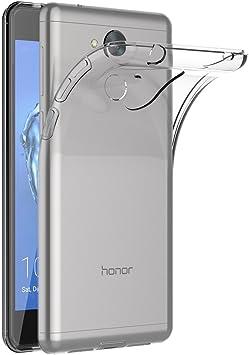 AICEK Funda Honor 6C, Transparente Silicona Fundas para Huawei ...