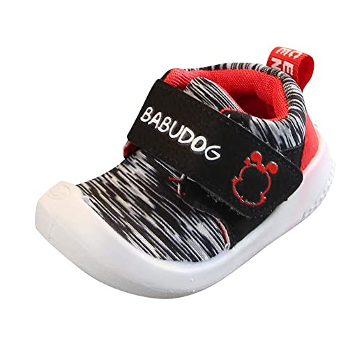 097f0f1846474 Amazon.com: Lucoo Toddler Shoes,Newborn Baby Boys Girls Cute Letter ...