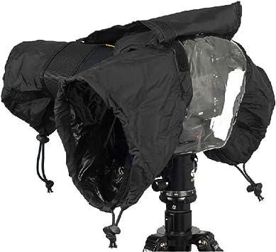 Cámara réflex lluvia/chubasquero/cubierta impermeable protectora ...