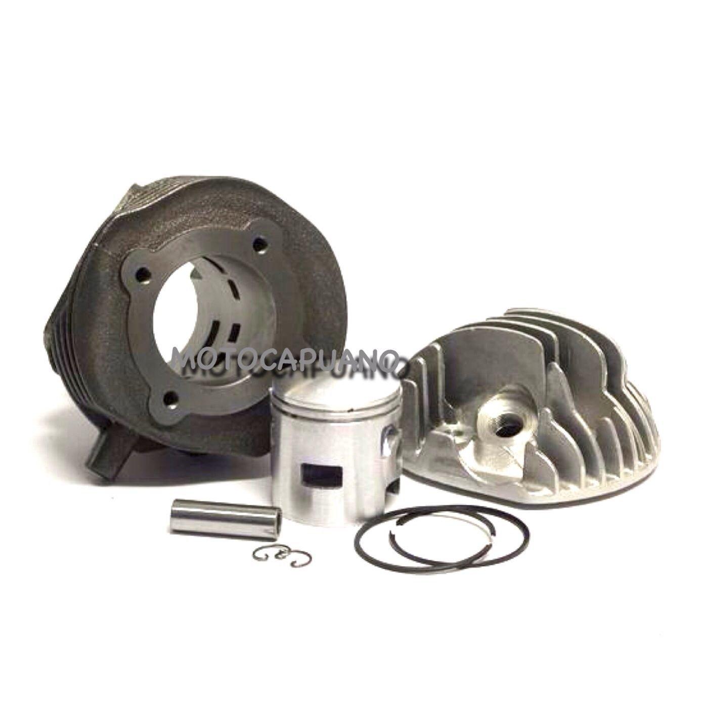 00014 GRUPPO TERMICO DR VESPA 50 APE RST MIX PK SPECIAL R L D.55 102 cc TRAVASI MotoCapuano 151076603691