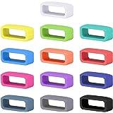 SKYLET Compatible with Garmin Vivofit 3 Vivofit Jr Vivofit Jr. 2 Secure Rings Silicone Fastener Rings Compatible with…