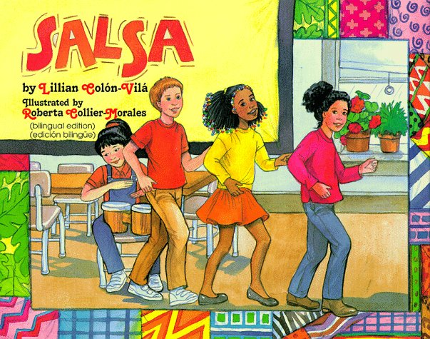 Salsa (English and Spanish Edition)