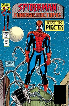 Spider-Man: Funeral For An Octopus (1995) #3 (of 3) (English ...