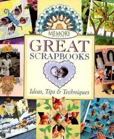 Download Memory Makers' Great Scrapbooks pdf