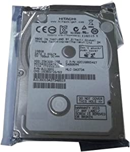 "Hitachi 160GB 5400RPM 8MB Cache SATA 3.0Gb/s 2.5"" Laptop Hard Drive (For DELL, ASUS, IBM, Lenovo, HP, Compaq, Toshiba, Sony Notebook)- w/1 Year Warranty"