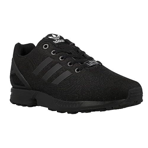 adidas Sneaker Bambino ZX Flux J Nero, 34