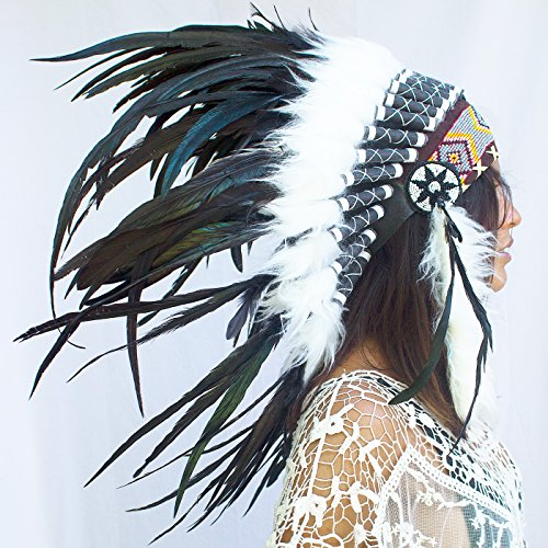 Feath (Halloween Indian Headdress)
