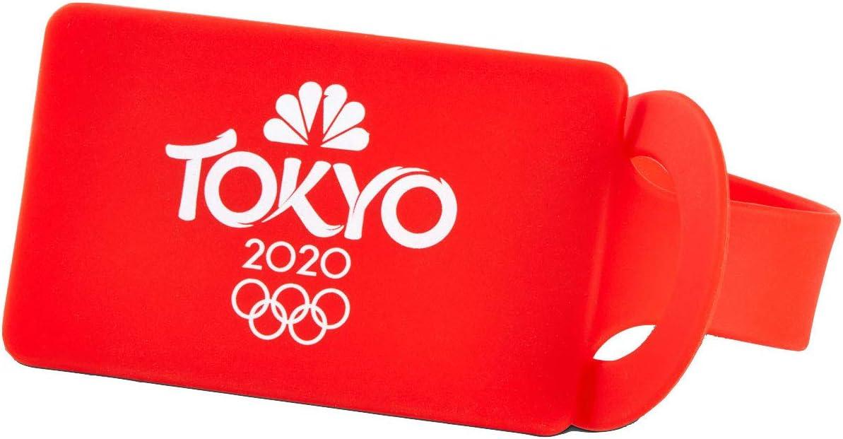 2020 Summer Olympics Tokyo Japan NBC Sports Luggage Tag