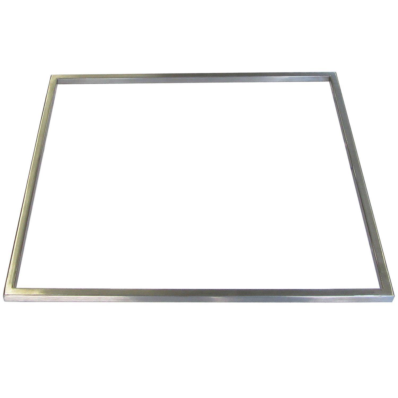 Stainless Steel Ganache Frame (0.6'' (15mm) High)