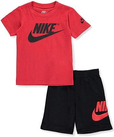 Nike - Conjunto de 2 Pantalones Cortos para niño - Multi - 6: Amazon.es: Ropa y accesorios