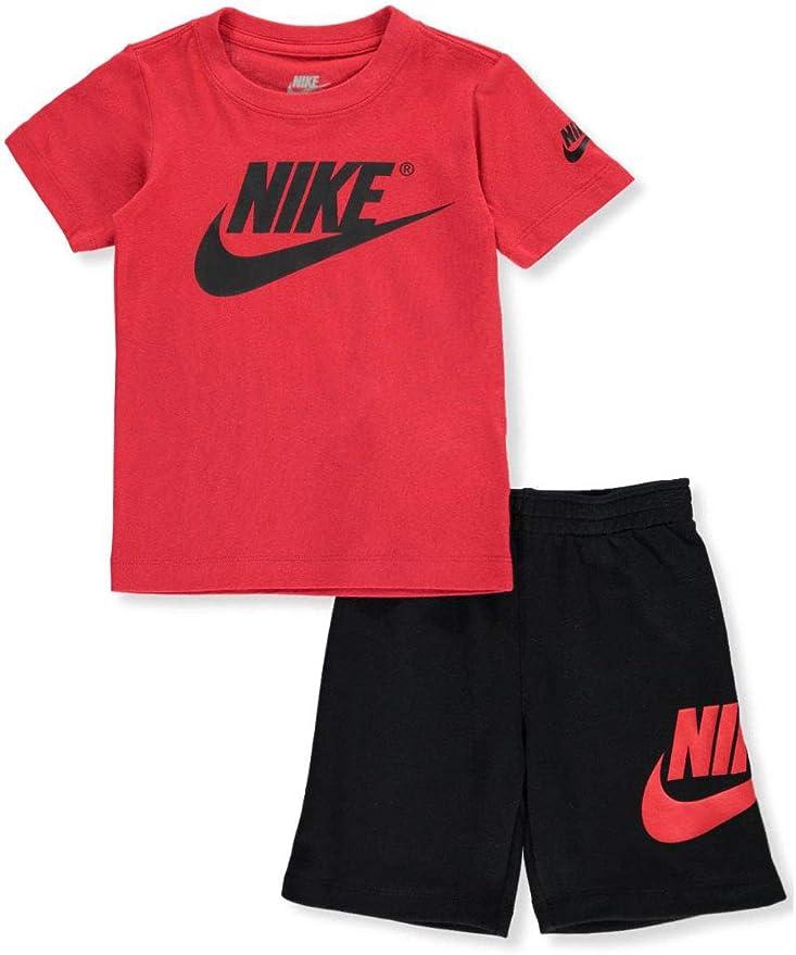 Pro Athlete Boys/' Reflect 2-Piece Shorts Set Outfit