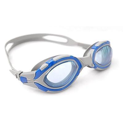 Les Hommes Et Les Femmes La Protection étanche Anti-rayures Anti-buée Triathlon De Natation Lunettes De Plongée Avec