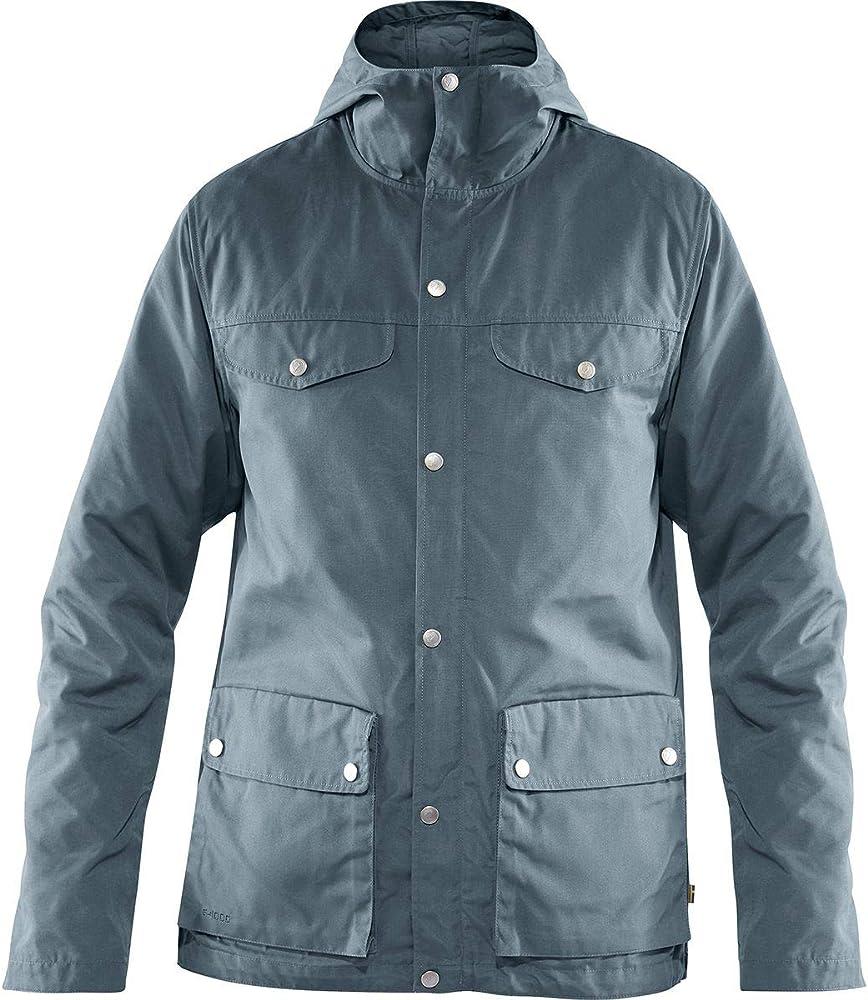 FJALLRAVEN Greenland Jacket H Chaqueta Clásica, Hombre, Azul (Clay Blue), XL: Amazon.es: Deportes y aire libre