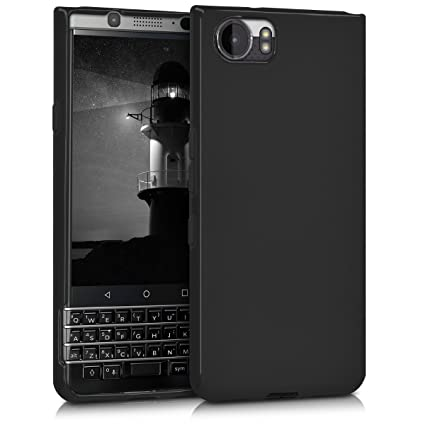promo code 0f814 c8e3a kwmobile TPU Silicone Case for BlackBerry KEYone (Key1) - Soft ...