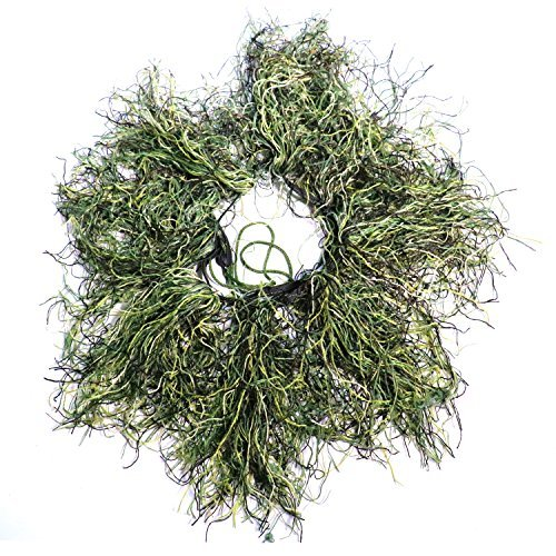 Eamber Ghillie Rifle Wrap Camouflage Gun Wrap Grass Wrap