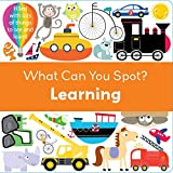img - for Learning (What Can You Spot?) book / textbook / text book