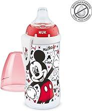 Copo Active Cup, NUK, Branco/Vermelho, 300 ml